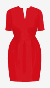 Scarlet Michaela Jedinak Bubble Dress