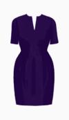 Michaela Jedinak Bubble Dress