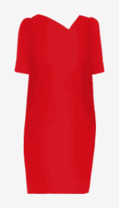 Scarlet Michaela Jedinak Shift Dress