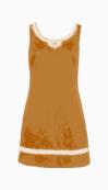 Topshop A Line Dress