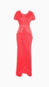 Preen Line Belted Dress