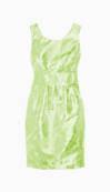 Lela Rose Fitted Dress