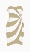 One Vintage Strapless Dress