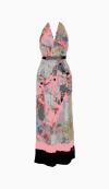Philosophy di Alberta Ferretti A Line Dress