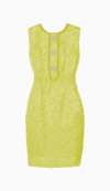 Marc Jacobs Fitted Dress