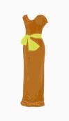 Roksanda Ilincic Belted Dress