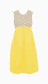 Preen A Line Dress