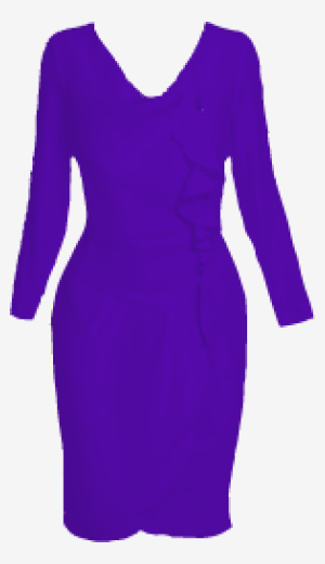 Violet Reiss Fitted Dress
