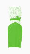 Prabal Gurung Belted Dress