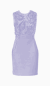 Preen Fitted Dress