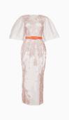 Alessandra Rich Belted Dress