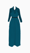 Alessandra Rich A Line Dress