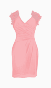 Red Valentino Fitted Dress