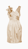DKNY Fitted Dress
