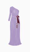 Saint Laurent A Line Dress