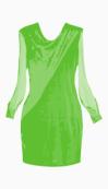 Maison Martin Margiela Drop Waist Dress