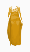 Tom Ford Fitted Dress