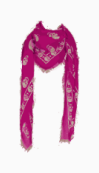 Alexander Mcqueen Long scarf