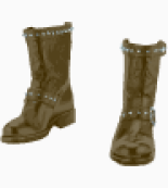 Jimmy Choo calf boots