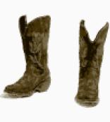 Golden Goose calf boots
