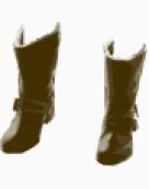 Burberry Brit calf boots