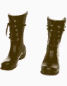 Hunter calf boots