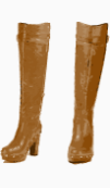 Kors by Michael Kors over the knee boots