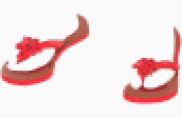 Diane Von Furstenberg Flip flops