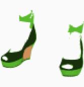 Lanvin Ankle wrap shoes