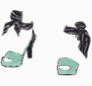 Diane Von Furstenberg Ankle wrap shoes