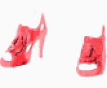 Rupert Sanderson court shoes