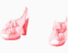 Saint Laurent court shoes