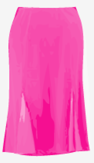 Hot-pink Ann Harvey Flared Skirt