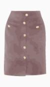 Saint Laurent Straight skirt