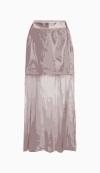 Alessandra Rich Maxi skirt