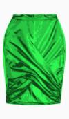 Burberry Asymmetric skirt