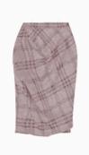 Vivienne Westwood Anglomania Asymmetric skirt