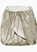 J.Crew Bubble skirt