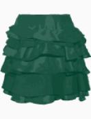 Donna Karan Bubble skirt