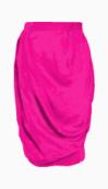 Vivien Westwood Red Label Asymmetric skirt