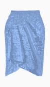 Fendi Asymmetric skirt