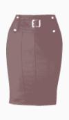 Karen Millen Belted skirt