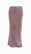 Donna Karan Flared Skirt