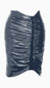 Willow Asymmetric skirt