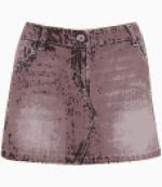 Red Herring A Line skirt