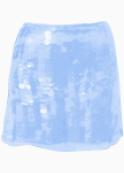 Topshop Flared Skirt