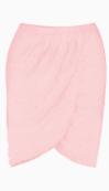 Malene Birger Asymmetric skirt