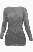 Donna Karan Fitted Top
