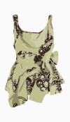 Vivienne Westwood Anglomania Asymmetric Tops