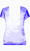 James Perse Fitted Top
